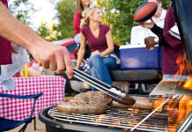 male-grilling